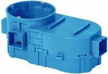 Simet Puszka dwupolowa płytka niebieska SE2x60 34117203