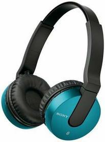 Sony MDR-ZX550BN niebieskie