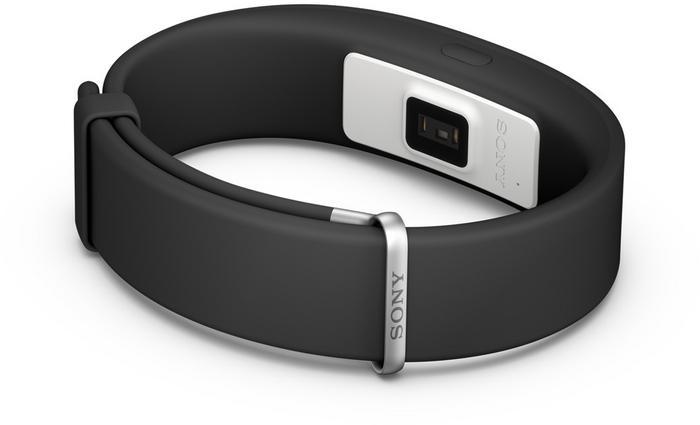 Sony SmartBand SWR12 Czarny