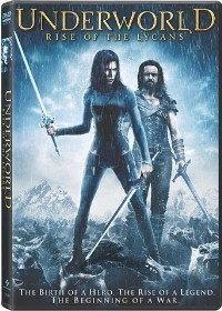 Underworld: Bunt Lykanów [DVD]