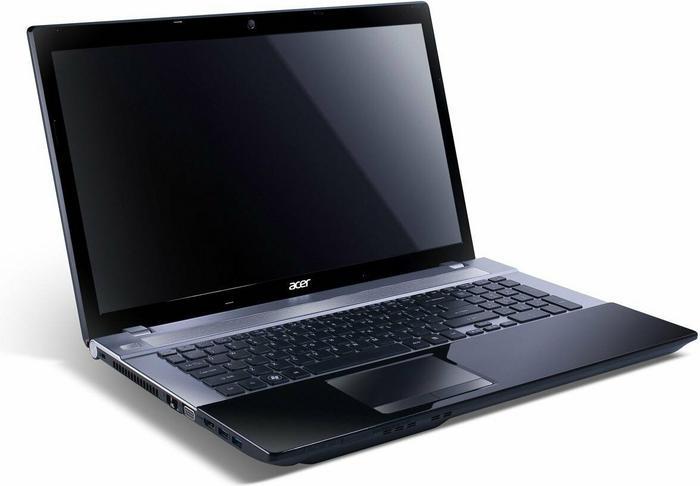 """Acer Aspire V3-771G-53218G75 17,3"""", Core i5 2,5GHz, 8GB RAM, 750GB HDD (NX.M1YEP.001)"""