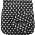 Opinie o Fuji Instax Mini 8 czarno-biały w kropki + pasek 102300