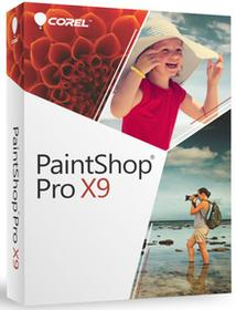 Corel PaintShop Pro X9 ML Box