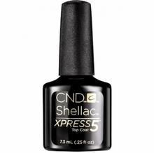 CND Shellac Xpress5 Top Coat UV