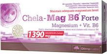 Olimp Chela Mag B6 Forte 60 szt.