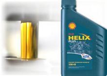 Shell Helix Plus 10W-40 4L