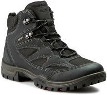 Ecco Trapery Xpedition III 81116353859 Black/Black materiał/-materiał, skóra ekologiczna/-skóra ekologiczna