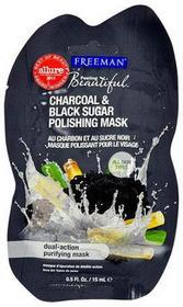 Freeman Facial Polishing Mask Charcoal and Black Sugar 15ml