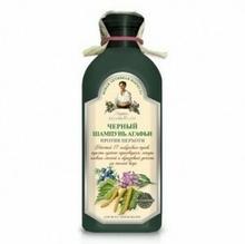Pierwoje Reszenie Szampon ziołowy czarny - przeciwłupieżowy 350ml