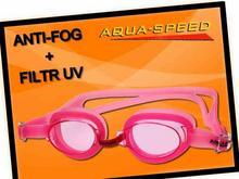 Aqua Speed Okulary do pływania Casio CASIO_03_PINK