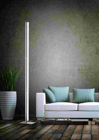 Helestra VENTA lampa stojąca LED Nikiel matowy, Chrom, 1-punktowy 17/1505.19