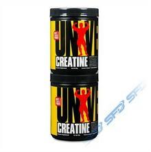 Universal Nutrition Creatine micronized powder 2 szt 2x200g