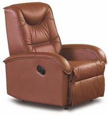 Halmar Fotel rozkładany Jeff V-CH-JEFF-FOT-BR?ZOWY-ECO