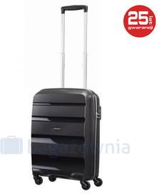 Samsonite AT by Mała walizka kabinowa AT BON AIR 59422 Czarna - czarny