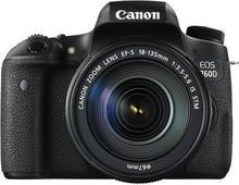 Canon EOS 760D + 18-135 kit