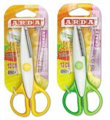 ARDA Nożyczki kreatywne włoskiej marki (zielone) FA1205Z