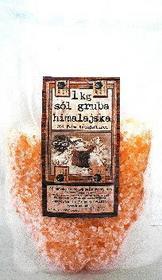 Eco Farma Sól himalajska różowa gruba 1kg