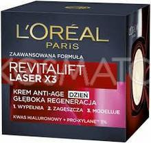 Loreal Revitalift Laser X3 Krem Anti-Age głęboka regeneracja Na Dzień 50ml