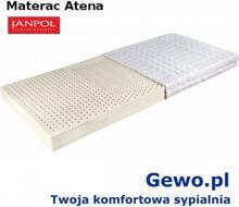 Janpol Materace Materac Atena 90x200 lateksowy rehabilitacyjny