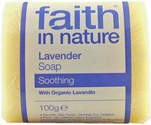 W: Mydło w kostce FAITH - Lawendowe