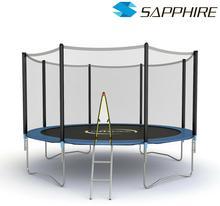 Sapphire Trampolina ogrodowa z siatką zewnętrzną 365 cm
