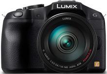 Panasonic Lumix DMC-G6H + 14-140 czarny