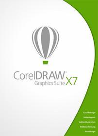 Corel DRAW Graphics Suite X7 (3 stan.) - Nowa licencja