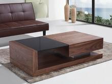 Nowoczesny stolik kawowy - ława - 130 x 70 - PORTO