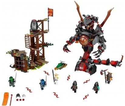 LEGO Dawn of Iron Doom 70626