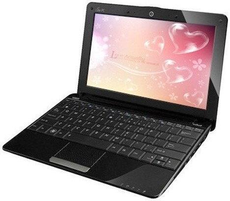 """Asus Eee05PE 10,1"""", Atom 1,66GHz, 1GB RAM, 250GB HDD"""