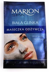 Marion Maseczka odżywcza Biała glinka 8g