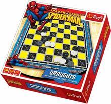 Trefl Warcaby Spider Man 0782