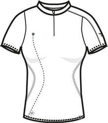Salewa Koszulka GALIANT DRY W S/S TEE 22661-0011 szary