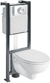 Koło Zestaw podtynkowy WC Forte