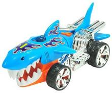 Toy State Hot Wheels Extreme action Sharkruiser
