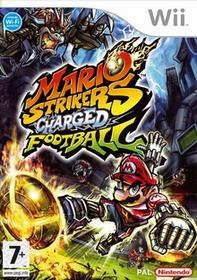 Mario Strikers: Charged Football Wii