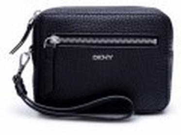 DKNY portfel WALLET R2613201 001-BLACK