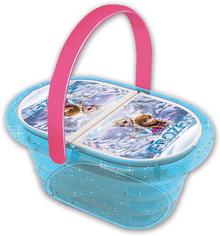 Smoby Frozen Koszyk piknikowy z akcesoriami 24485