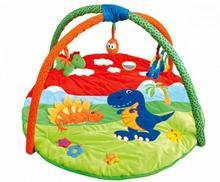 Canpol babies MATA DO ZABAWY WYSZYWANA DINOZ Babies CA71/001