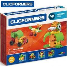 Clics CLICSFORMERS Klocki 50 el. 801001