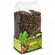 JR Farm Grainless Complete dla królików miniaturek - 1,35 kg
