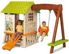 Smoby Domek drewniany Kubusia Puchatka 310463