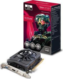 Sapphire Radeon R7 250 4GB