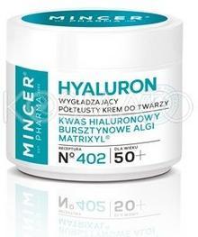 Mincer Pharma Hyaluron Wygładzający Krem do Twarzy 50+, 50 ml