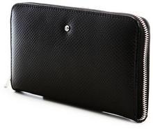 Wojewodzic portfel damski Swarovski Elements - czarny PD66/PC01/PL01