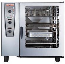 Rational Piec konwekcyjno-parowy CombiMasterR Plus 102G - gaz ziemny H A129300.30.202