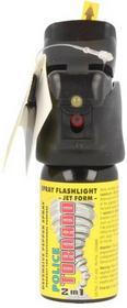 Esp Euro Security Products Gaz pieprzowy Police Tornado (LED) 40ml (SFL-01-40) 2010000050002