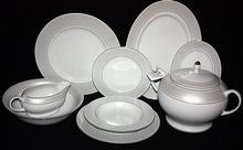 Bogucice Serwis obiadowy dla 12 osób - Scandia 755