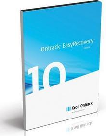 Kroll Ontrack EasyRecovery 10 Enterprise WIN (1 rok)