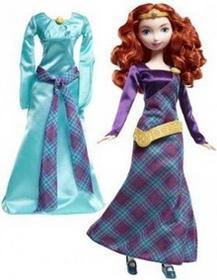 Mattel Merida z sukienką Y3470